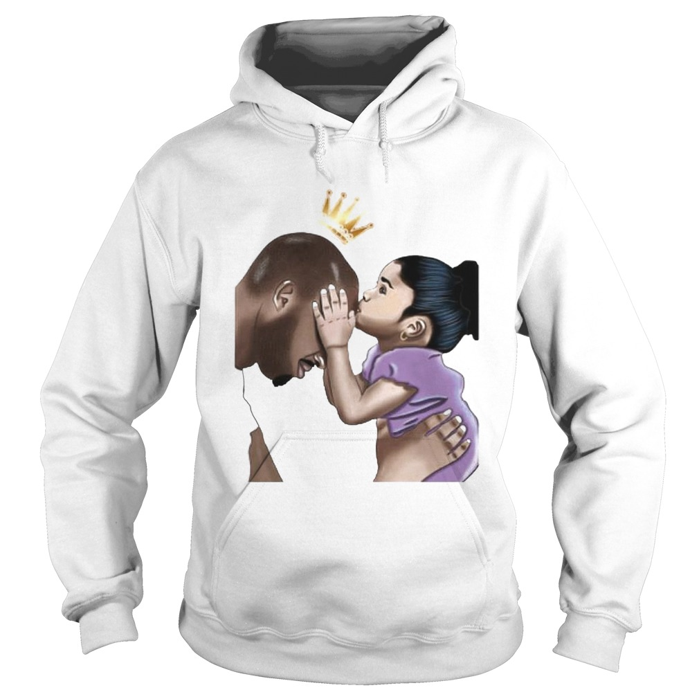 Endless Love Father And Daughter Happy Fathers Day  Hoodie