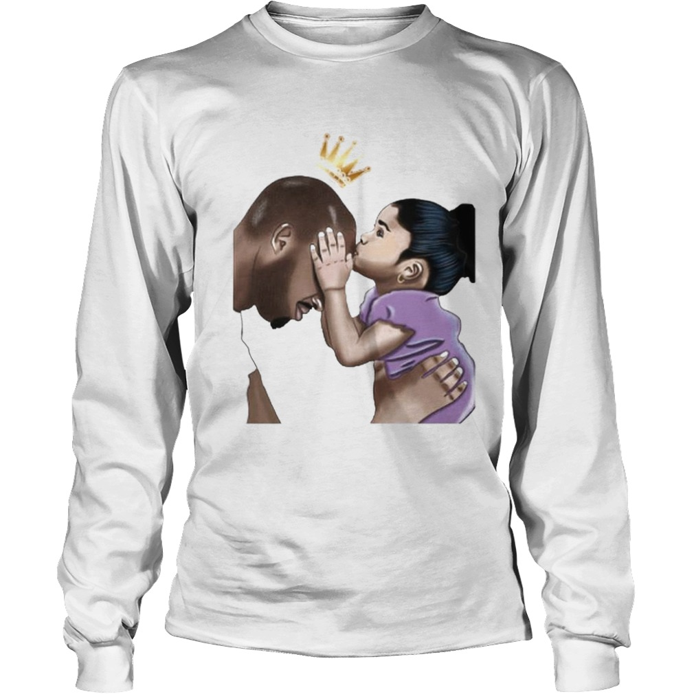 Endless Love Father And Daughter Happy Fathers Day  Long Sleeve