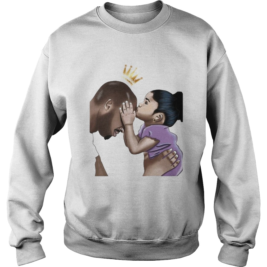 Endless Love Father And Daughter Happy Fathers Day  Sweatshirt