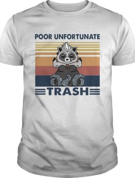 Poor Unfortunate Trash Vintage shirt