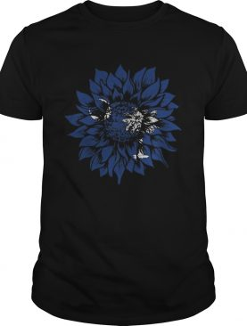 Sunflower South Carolina Flag shirt