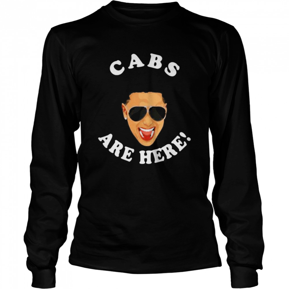 DJ Pauly D Cabs Are Here  Long Sleeved T-shirt