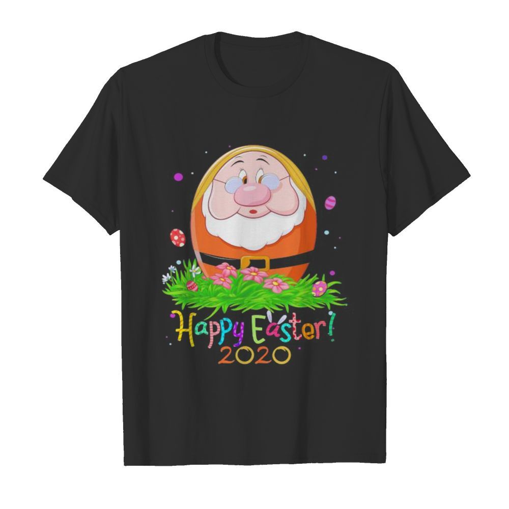 Dopey cry happy easter 2020 flowers  Classic Men's T-shirt