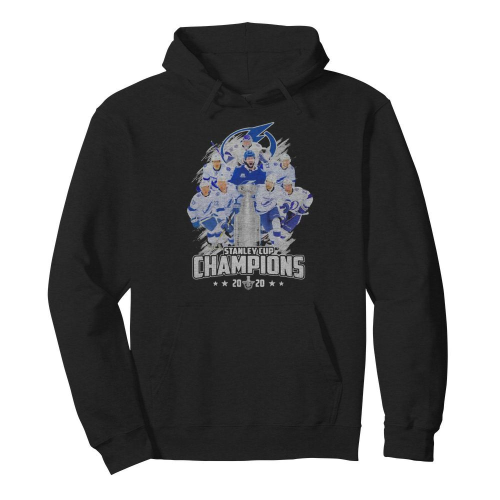 Tampa bay lightning stanley cup champions 2020  Unisex Hoodie