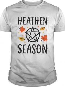 Supernatural Heathen Season Autumn shirt