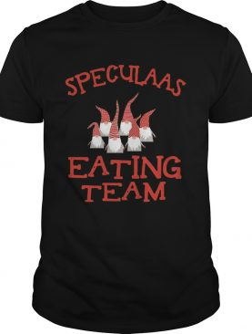 Gnomes Speculaas Eating Team shirt