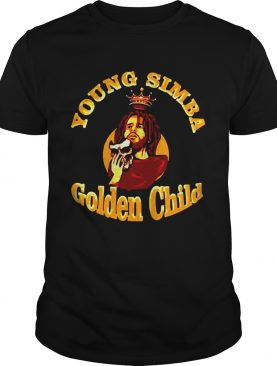 J Cole Rapper Young Simba Golden Child shirt