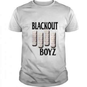 Blackout Boyz shirt
