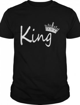 KING And Queen Crown shirt