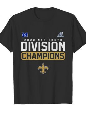 New Orleans Saints Are The NFC North Division Champions 2021 shirt