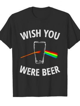 Pink Floyd Wish You Were Beer shirt