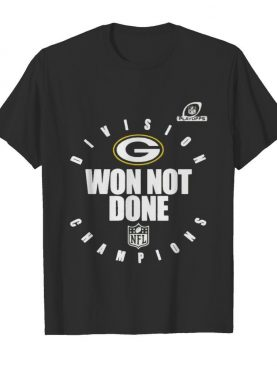 packers nfc north champions 2020 won not don shirt